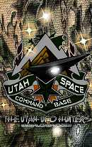 UTAH SPACE COMMAND - SPECIAL EDITION!  Poster