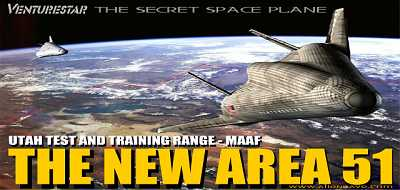 The New Area 51 - MAAF